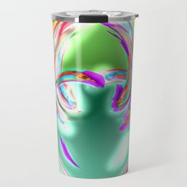 Light chaos theory ... Travel Mug