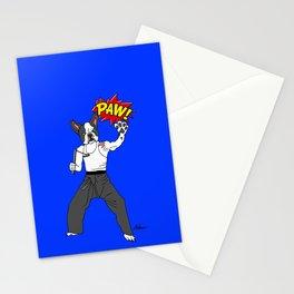 PAW POW - Kungfu Dog Stationery Cards