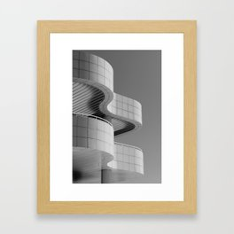 Getty Exterior No.1 Framed Art Print