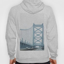 The Ben Franklin Bridge Hoody