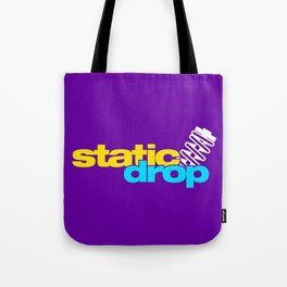 Static drop v3 HQvector Tote Bag