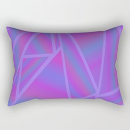 Every Little Thing is Gonna Be Alright Rectangular Pillow