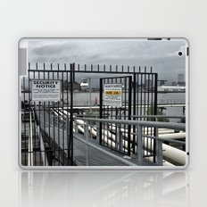 The Open Security Gate Laptop & iPad Skin
