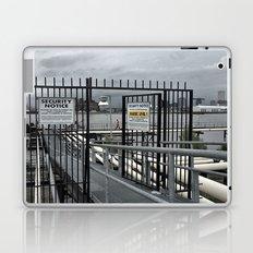 The Open Security Gate Laptop & iPad Skin