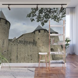 City of Carcassonne Wall Mural