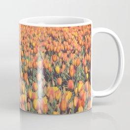 Tulips field #1 Coffee Mug