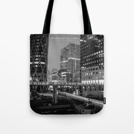 NIGHT LIGHT - Limited Edition Tote Bag