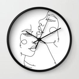 Secret Wall Clock
