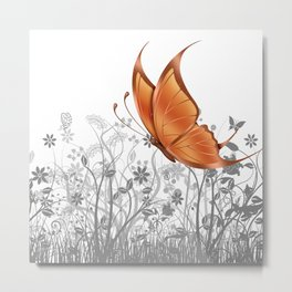 Fantasy Butterfly #4 Metal Print