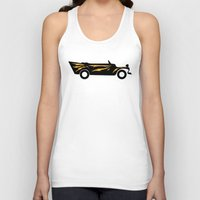 grease Tank Tops featuring Grease by FilmsQuiz