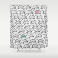 000002 Shower Curtain