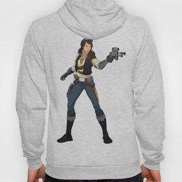 Starwars Female Smuggler Hoody