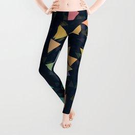 Spirling Triangles Leggings