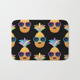 Punk Pinapples Bath Mat
