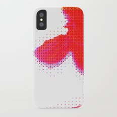 Red Heaven Slim Case iPhone X