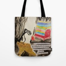 The Princess meets The Great Auk Tote Bag