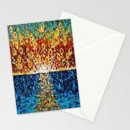 :: Confetti Sunrise :: Stationery Cards