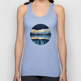 Midnight Lake Unisex Tanktop