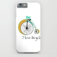 I love bicycle Slim Case iPhone 6s