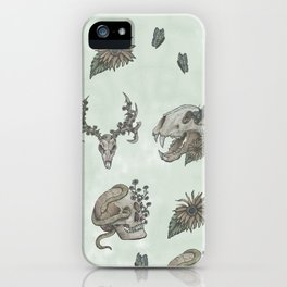 Patterns of Nature iPhone Case