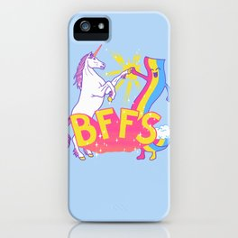 BFFS iPhone Case