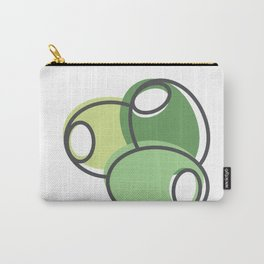 Greek Olives Carry-All Pouch