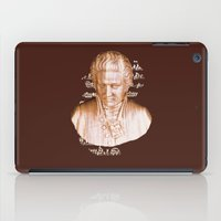 mozart iPad Cases featuring Mozart by Arts and Herbs