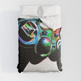 Gamepad fluorescente playstation Comforters