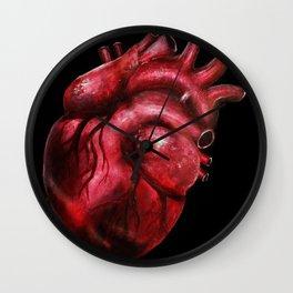 Why I aorta (II) Wall Clock