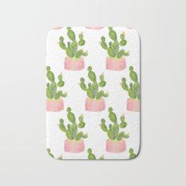 Summer Cacti | Free Hugs Bath Mat