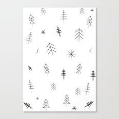 O Christmas tree[s] Canvas Print