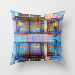 Akin to recalling, instead; understood mimicry. 17 Throw Pillow