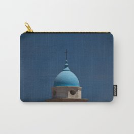 Blue dome, blue skies Carry-All Pouch