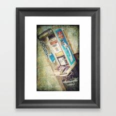 Remember Me?  Framed Art Print