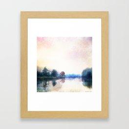 Spring Impression Framed Art Print