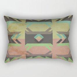 Brave Fighter Rectangular Pillow