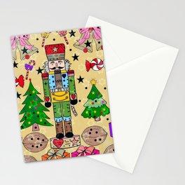 Nutcracker Dream by Nico Bielow Stationery Cards