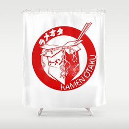 This Is My Ramen Shirt Shower Curtain