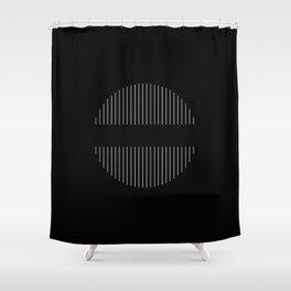 Hemisphere Shower Curtain