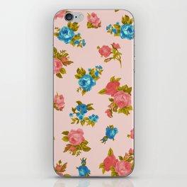 Teacup Chintz iPhone Skin
