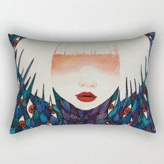 M#1 Rectangular Pillow