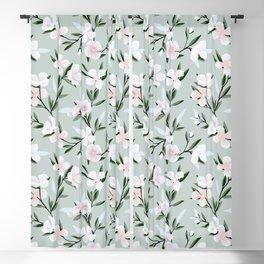 Dogwood Flowers Blackout Curtain