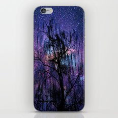 enchanted tree in the sky iPhone & iPod Skin