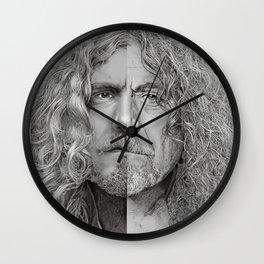 Robert Plant Wall Clock