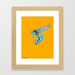 Blightcast Framed Art Print