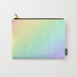 Rainbow Gradient - Pastel Colors Carry-All Pouch