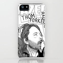 THOM // Idols of our Generation iPhone Case