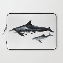 Rough-toothed dolphin (Steno bredanensis) Laptop Sleeve
