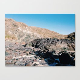 Tintagel  Canvas Print