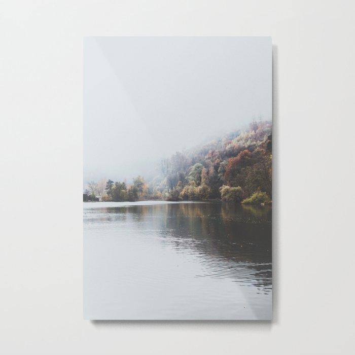 Switzerland I Metal Print